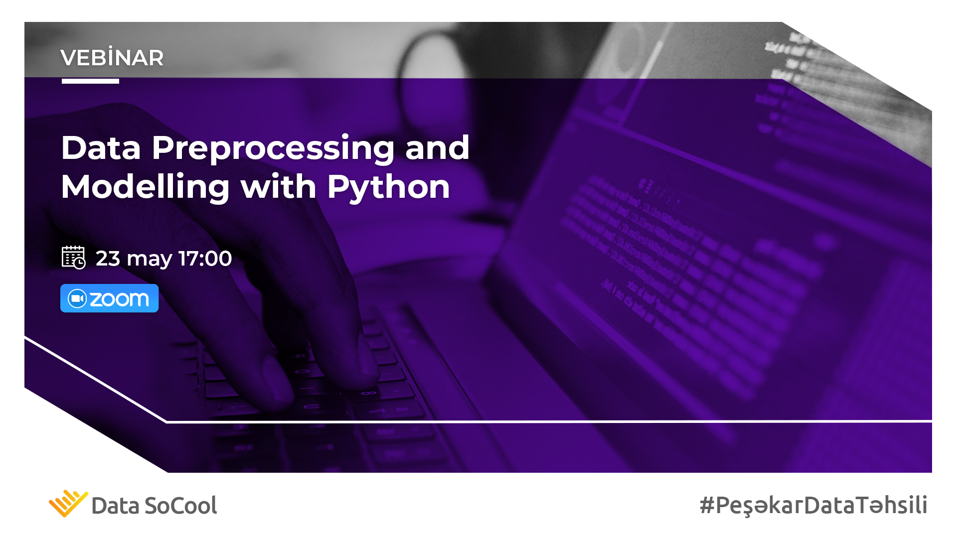 Webinar: Data Preprocessing and Modelling with Python